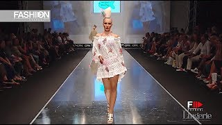 GRAND DEFILE Highlights Lingerie Magazine SS 2019 CP Moscow - Fashion Channel