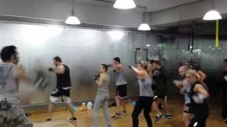 BODY COMBAT 45 track 8 GOLDEN GYM AGIA PARASKEVI