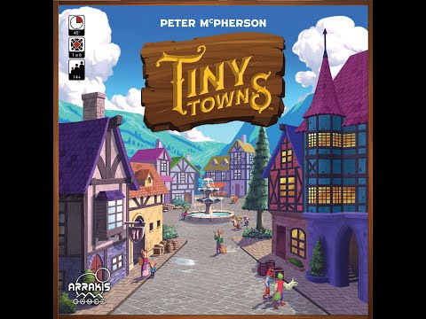 Reseña Tiny Towns