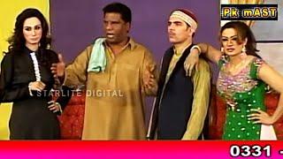 Tann Mann Pyassa New Pakistani Stage Drama Full Comedy Show 2015 width=