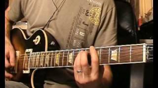 Guns n roses - Mr Brownstone (full song) cover