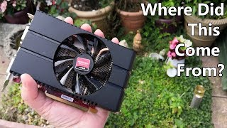 The Tiny, Cheap and Rare AMD RX 580