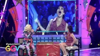ggv funny moments (with Anne Curtis) try not to laugh
