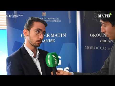 """Video : Youssef Tobi: """"Les jeunes sont très connectés et peuvent ainsi apporter de nouvelles idées"""""""