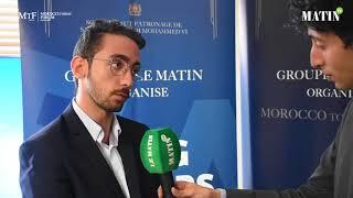 """Youssef Tobi: """"Les jeunes sont très connectés et peuvent ainsi apporter de nouvelles idées"""""""