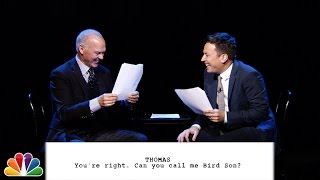 Kid Theater with Michael Keaton