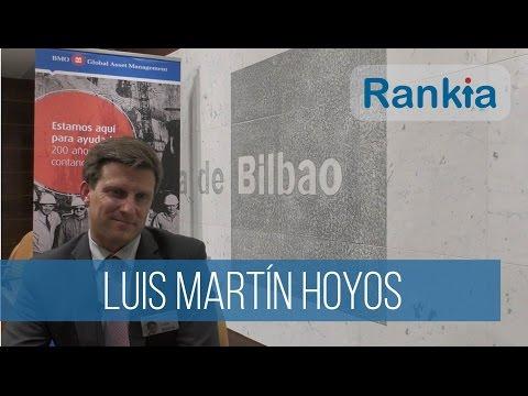 Luis Martín Hoyos, Responsable de BMO Global Asset Management en España, nos da su visión sobre la bolsa americana, la renta fija, los mercados emergentes y en concreto la India. A título formativo, nos define los fondos de inversión Market Neutral.