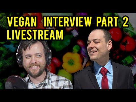 Should Leftists Eat Meat PART 2 - Interview Followup *Live Stream*