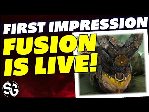 Joke Fusion? First impressions! Raid shadow legends Vergumkaar fusion Raid shadow legends