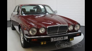 Jaguar XJ6 4.2 Sovereign 1986 -VIDEO- www.ERclassics.com