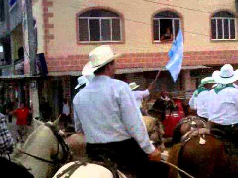 Cabalgata BALZAR-ECUADOR 2011 parte VI