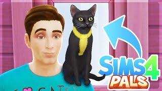 SIR MEOWS A LOT! - Sims 4 Pals