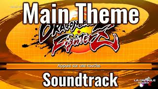 DRAGON BALL FIGHTERZ : Main Theme OST [HD]