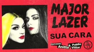 (MASHUP) Major Lazer, Anitta, Pabllo Vittar e Mc Fioti - Sua Cara + Bum Bum Tam Tam