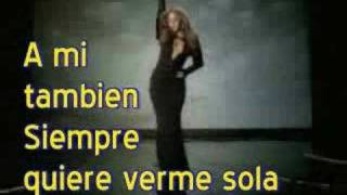 Beyonce & Shakira - Beautiful Liar in Spanish with subtitles