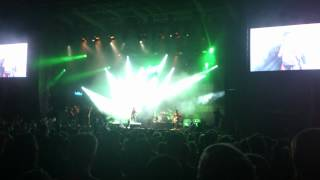 Bullet For My Valentine Tears Don`t Fall Live at Area 4 Festival 2012