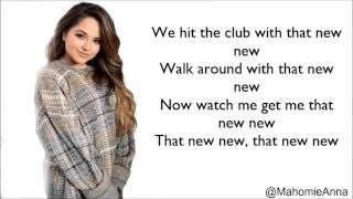 Becky G - New New (Lyric For Empire Cast)