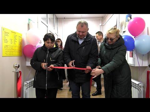 В Красноселькупе открылся новый интеллектуально-досуговый центр