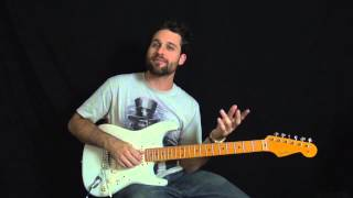 James Brown - Cold Sweat | Totally Electric Guitars Lesson Preview