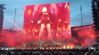 Beyoncé - Who Run The World (Girls) live from Zurich, Switzerland