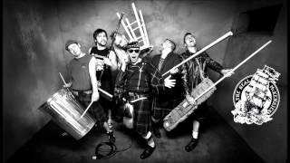 "The Real McKenzies - ""Wha Saw The 42nd"""