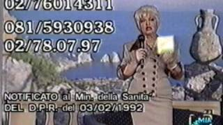 Wanna Marchi e Sistema daily : IMPERDIBILE