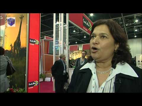 South Africa at The World Travel Market London Exposure TV