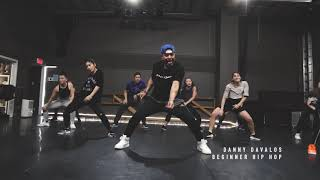 MO MONEY MO PROBLEMS | BEGINNER HIP-HOP | DANNY DAVALOS CHOREOGRAPHY