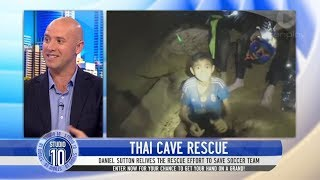 How did soccer players survive in Thai cave? width=
