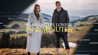 How To Make   Martin Garrix & Dua Lipa - Scared To Be Lonely [IN 2 MINUTES] + FREE FLP