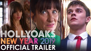 Official Hollyoaks Trailer: New Year 2019