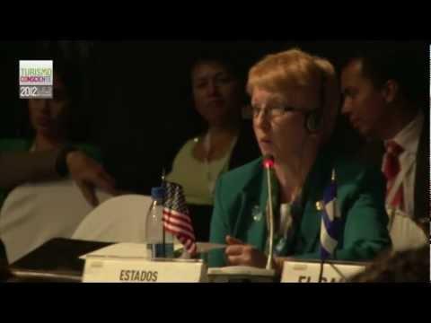 Turismo Consciente 2012,Ecuador,Informe Ejecutivo 2: Situación Turística en el Hemisterio, OEA