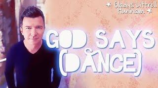God says (Dance) - Rick Astley (Subtitulos en español)