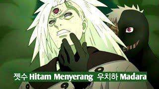 Zetsu Hitam menyerang Uchiha Madara