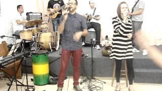 Isabel Mostiack e Banda Ao Vivo