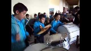 Música infantil en Juxtlahuaca