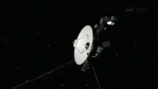 Voyager makes history by travelling into space beyond the sun