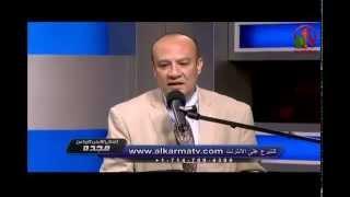 لن أعيش سيدي وسط حيرة الزمان - ترنيم وتلحين القس أمجد سعد ذكري