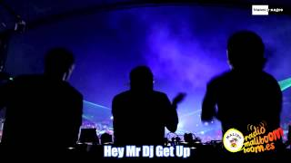 GEO DA SILVA FEAT SAFTIK - Hey Mr DJ Get Up (Official Video) Radio Maliboomboom