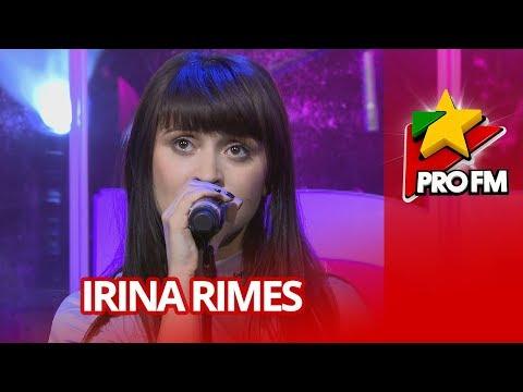 Irina Rimes - Octombrie Rosu | ProFM LIVE