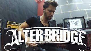 """Epic Solos: Alter Bridge`s """"Blackbird""""  Myles Kennedy & Mark Tremonti"""