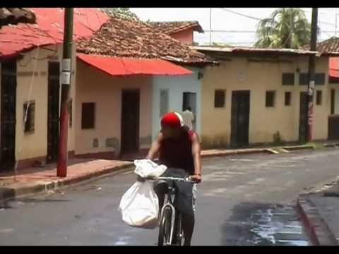 Traversée de l'Amérique centrale 2005. Etape 3: Altagracia – Granada (Nicaragua)