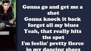 Adam Lambert shady lyrics