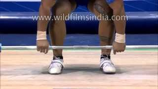 Men's 105kg Weightlifting : Commonwealth Games