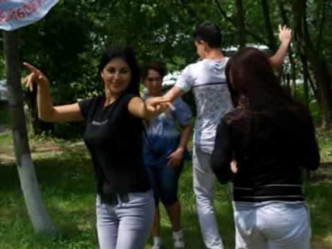 Встреча азербайджанской молодежи Украины