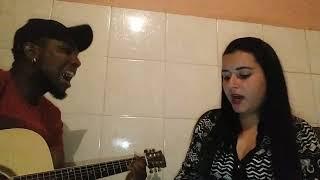 Amor De Interior (Luan Santana ;ft:Camila Queiroz) Covers:Daniela e Geovane