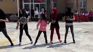 Örnekköy Ortaokulu 23 Nisan 2017 Mustafa Ceceli Maşallah Dans Gösterisi
