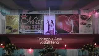 Chhingpuii Azyu - Saduthliena @ Laki MTP Conference 2016