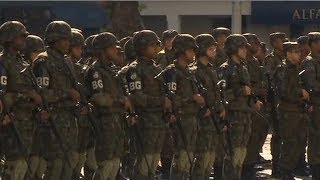 Brazil sends army to fight organized crime in Rio