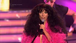 Katarzyna Glinka jako Donna Summer Twoja twarz brzmi znajomo